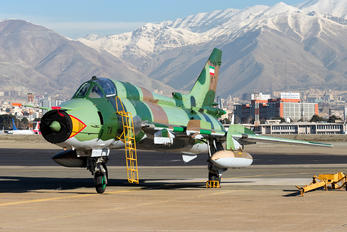 15-2476 - Iran - Islamic Republic Air Force Sukhoi Su-22M-4