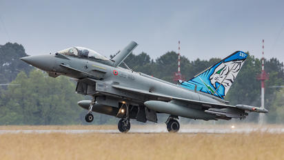 36-40 - Italy - Air Force Eurofighter Typhoon