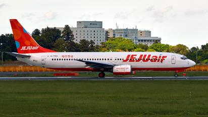 HL7780 - Jeju Air Boeing 737-800