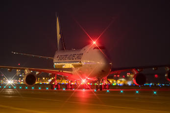 9V-SFI - Singapore Airlines Cargo Boeing 747-400F, ERF