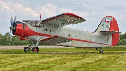 OK-KIQ - Air Special Antonov An-2