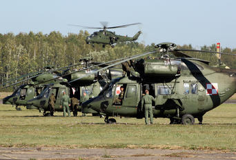 - - Poland - Army - Airport Overview - Military Personnel