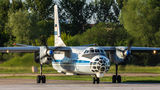 Russian Air Force An30 visited Pardubice