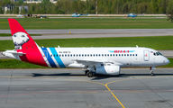 RA-89070 - Yamal Airlines Sukhoi Superjet 100LR aircraft
