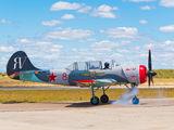 "EC-IAR - Asociación Deportiva ""Jacob 52"" Yakovlev Yak-52 aircraft"