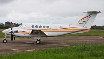 LV-CBZ - Private Beechcraft 200 King Air
