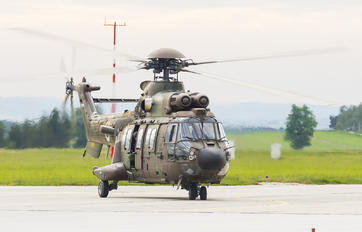 72 - Slovenia - Air Force Aerospatiale AS532 Cougar