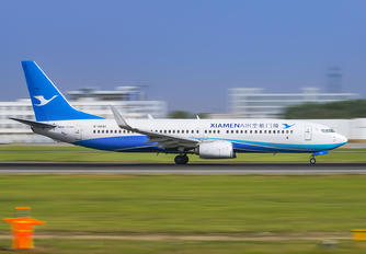 B-6842 - Xiamen Airlines Boeing 737-800