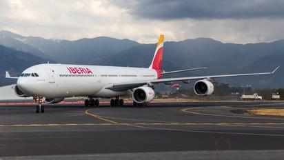 EC-JCY - Iberia Airbus A340-600
