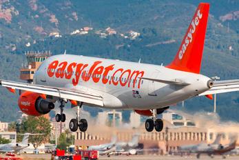 OE-LQI - easyJet Europe Airbus A319