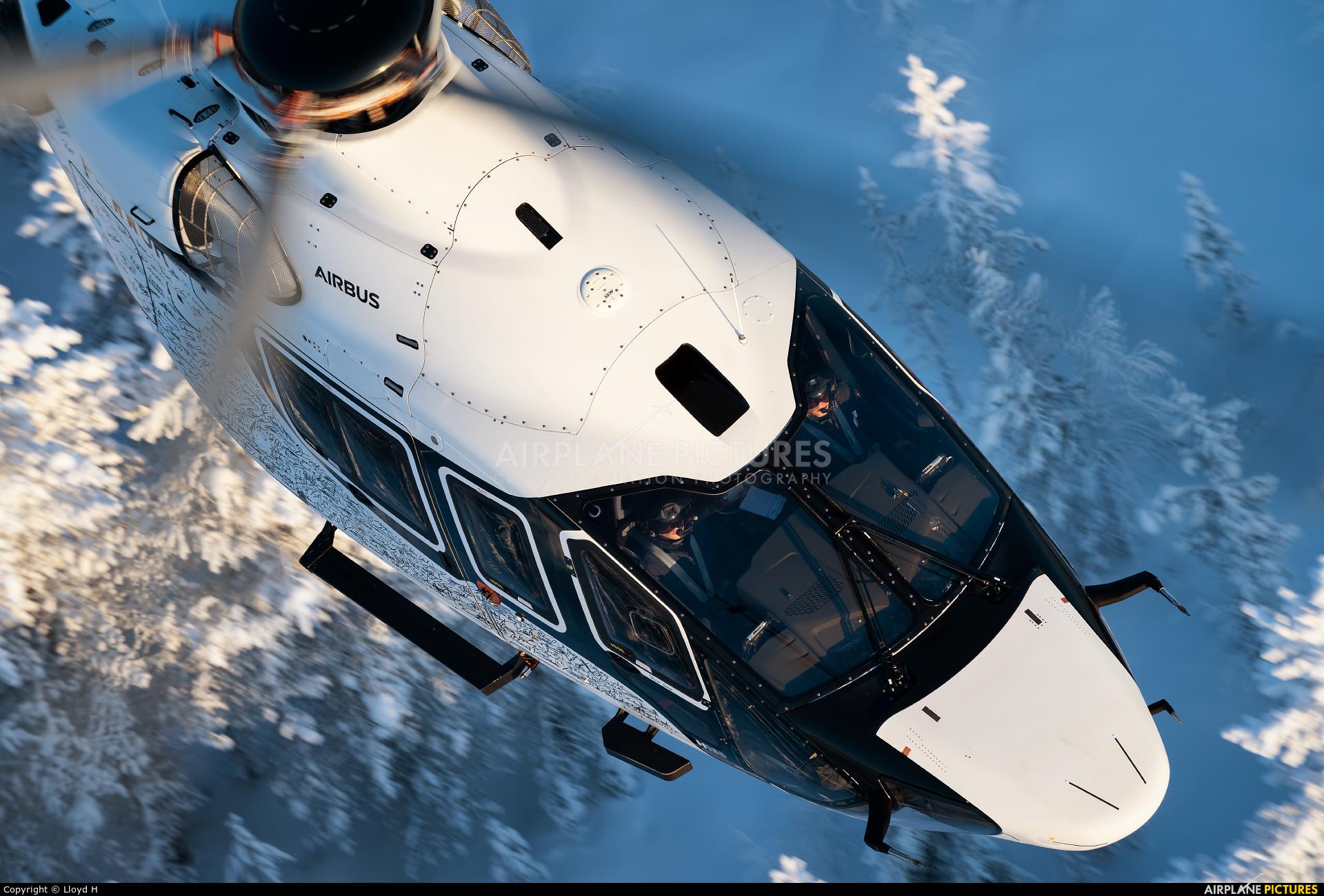 Airbus F-WWOR aircraft at