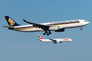9V-STQ - Singapore Airlines Airbus A330-300 aircraft