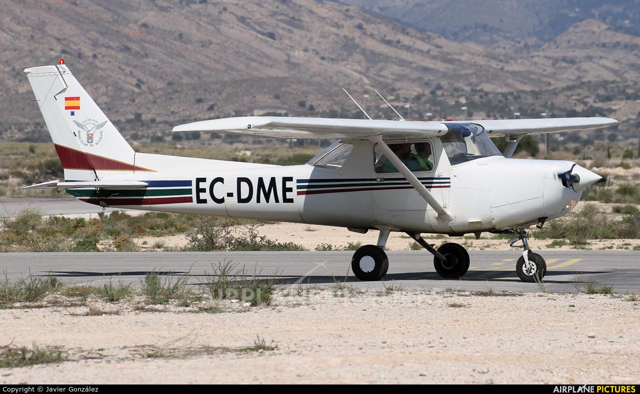 Aeroclub de Alicante EC-DME aircraft at Alicante - Muchamiel