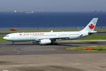 C-GFAJ - Air Canada Airbus A330-300