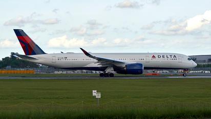 N512DN - Delta Air Lines Airbus A350-900