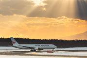 JA614J - JAL - Japan Airlines Boeing 767-300 aircraft