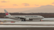 JAL - Japan Airlines JA773J image