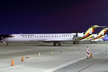 5X-KOB - Uganda Airlines Canadair CL-600 CRJ-900