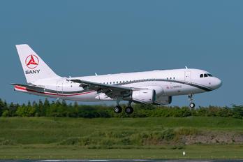 B-8319 - Sany Airbus A319 CJ