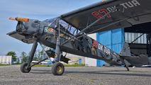 OK-TUA67 - Private Slepcev  Storch aircraft