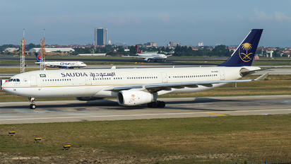 HZ-AQ26 - Saudi Arabian Airlines Airbus A330-300