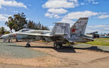 163152 - USA - Marine Corps McDonnell Douglas F/A-18A Hornet