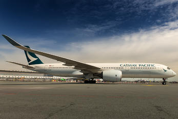B-LRK - Cathay Pacific Airbus A350-900