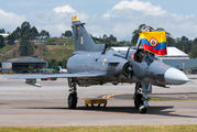 FAC3057 - Colombia - Air Force Israel IAI Kfir C10 aircraft