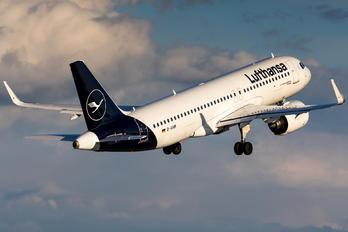 D-AINM - Lufthansa Airbus A320 NEO