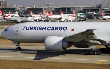 TC-LJL - Turkish Cargo Boeing 777F