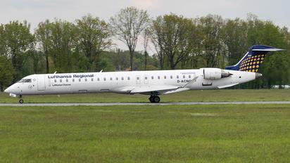 D-ACNG - Lufthansa Regional - CityLine Bombardier CRJ-900NextGen