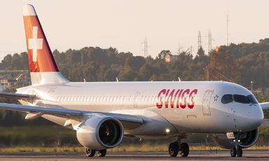 HB-JCQ - Swiss Airbus A220-300