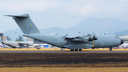 M54-02 - Malaysia - Air Force Airbus A400M