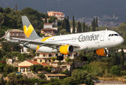 EC-NAD - Thomas Cook Balearics Airbus A320 aircraft