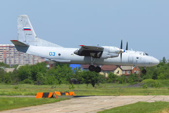 03 - Russia - Air Force Antonov An-26 (all models)