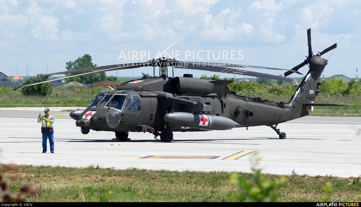 USA - Army 11-20350 aircraft at Craiova