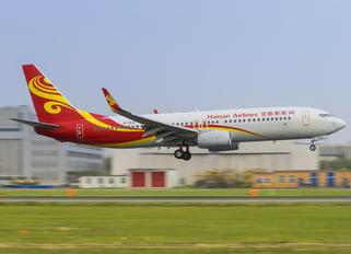 B-7618 - Hainan Airlines Boeing 737-800