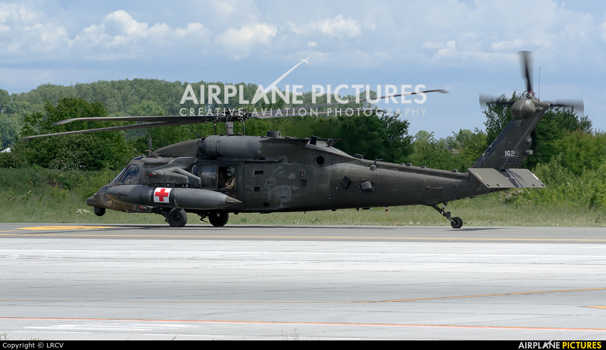 USA - Army 08-20162 aircraft at Craiova