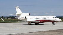 B-8027 - Private Dassault Falcon 7X aircraft