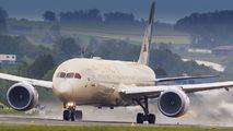 A6-BLR - Etihad Airways Boeing 787-9 Dreamliner aircraft