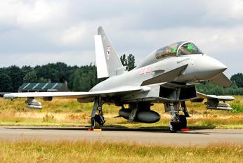 ZJ803 - Royal Air Force Eurofighter Typhoon T.1
