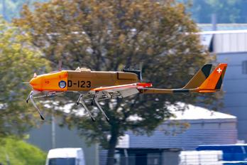 D-123 - Switzerland - Air Force RUAG Aerospace Ranger