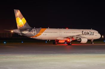 YL-LCY - Condor Airbus A321