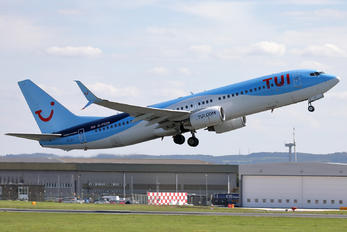 G-FDZR - TUI Airways Boeing 737-800
