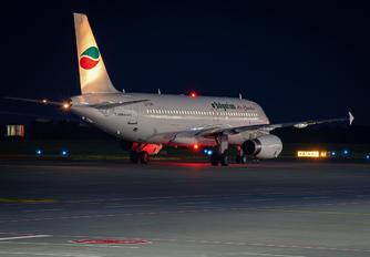 LZ-LAD - Bulgarian Air Charter Airbus A320