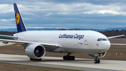 D-ALFD - Lufthansa Cargo Boeing 777F