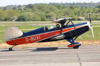 G-BUXI - Private Steen Aero Lab Skybolt