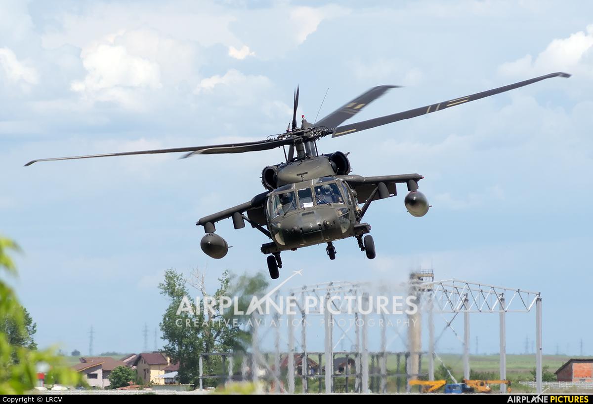 USA - Army 09-20221 aircraft at Craiova