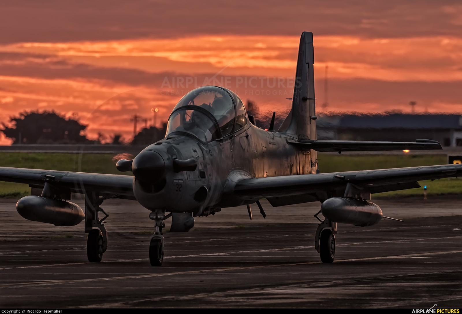 Brazil - Air Force 5932 aircraft at Campo Grande