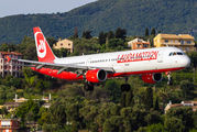 OE-LCG - LaudaMotion Airbus A321 aircraft